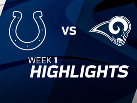 Colts vs. Rams highlights | Week 1