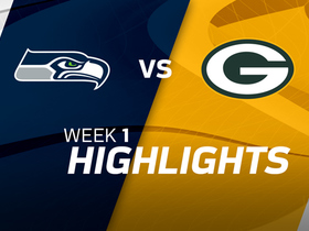 Seahawks vs. Packers highlights | Week 1
