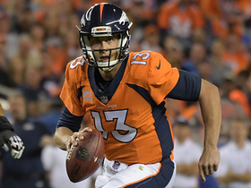 Trevor Siemian jukes yet another Chargers defender