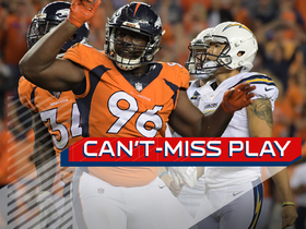 Can't-Miss Play: Shelby Harris blocks field goal FTW