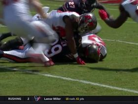 Buccaneers Cameron Lynch recover Bears muffed punt
