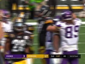 C.J. Ham rushes for a 1-yard TD