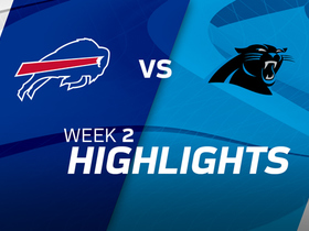 Bills vs. Panthers highlights | Week 2