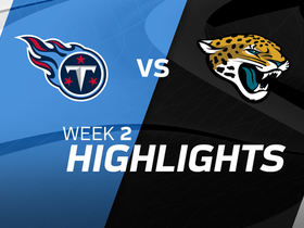 Titans vs. Jaguars highlights | Week 2