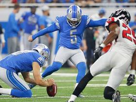 Matt Prater makes NFL record 14th-straight 50+ yard FG