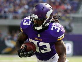 Dalvin Cook goes 36 yards on a catch-and-run