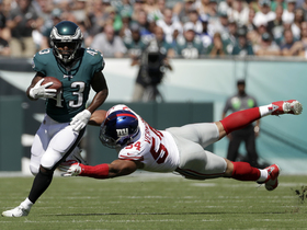 Ian Rapoprt: Darren Sproles will have MRI on broken arm on Monday