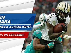 Alvin Kamara highlights | Week 4