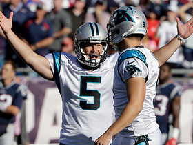 Gano nails game-winning field goal to take down Patriots