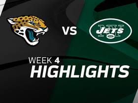 Jaguars vs. Jets highlights | Week 4