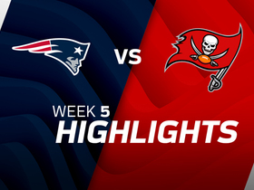 Patriots vs. Buccaneers highlights | Week 5