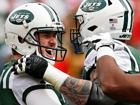 Chandler Catanzaro nails 57-yard field goal, puts the Jets on the board