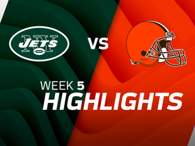 Jets vs. Browns highlights | Week 5