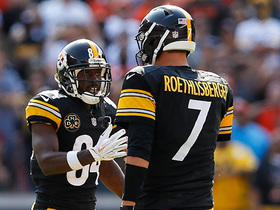 Butler's advice for AB: Take Big Ben out for a round of golf to talk it out