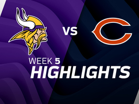 Vikings vs. Bears highlights | Week 5