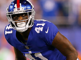 Garafolo: DRC intent on coming back to Giants