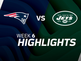 Patriots vs. Jets highlights | Week 6