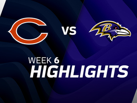 Bears vs. Ravens highlights | Week 6