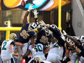 Last-ditch FG attempt comes up short, seals Rams victory