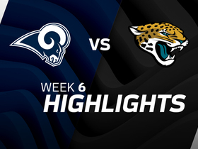 Rams vs. Jaguars highlights | Week 6