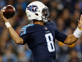 Mariota fires deep corner route to Decker for 21 yards
