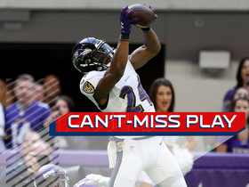 Can't-Miss Play: Brandon Carr makes CRAZY juggling interception