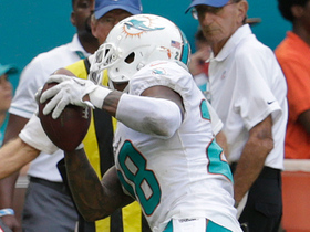 Josh McCown throws crucial INT to Bobby McCain in final minute