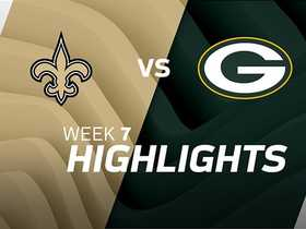 Saints vs. Packers highlights | Week 7