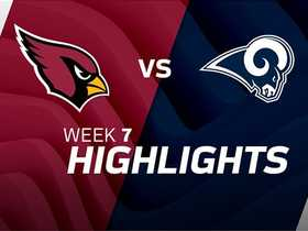 Cardinals vs. Rams highlights | Week 7