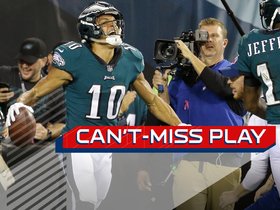 Can't-Miss Play: Carson Wentz goes way downtown to Mack Hollins for TD