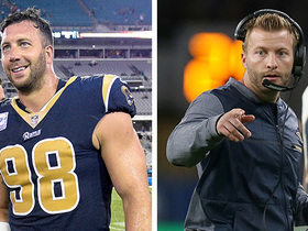 Connor Barwin describes what it's like to play for a coach who's your age
