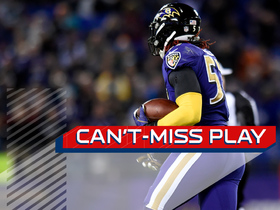 Can't-Miss Play: C.J. Mosley comes out of nowhere for 63-yard pick-six