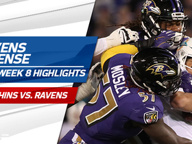 Best plays from Ravens' biggest defensive shutout ever