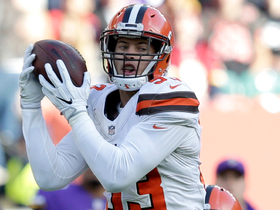 Browns come up with huge interception on Vikings opening drive