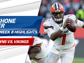 DeShone Kizer highlights | Week 8