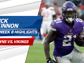 Jerick McKinnon highlights | Week 8