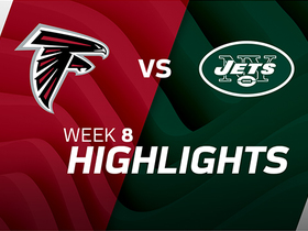 Falcons vs. Jets highlights | Week 8