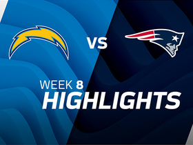 Chargers vs. Patriots highlights | Week 8