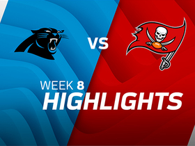 Panthers vs. Buccaneers highlights | Week 8