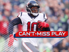 Can't-Miss Play: Off to the races! Hopkins goes 72 yards for crazy TD
