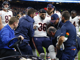 Rapoport: Zach Miller has urgent vascular surgery on dislocated knee