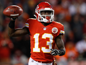 Isaiah McKenzie muffs punt, De'Anthony Thomas recovers for Chiefs in red zone