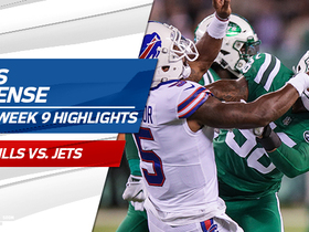 Jets defense highlights | Week 9
