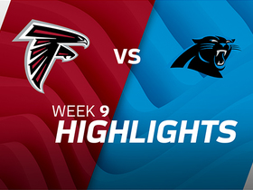 Falcons vs. Panthers highlights | Week 9