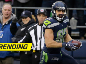 Willson, 'Hawks bring back Techno Flute Quartet celebration after TD