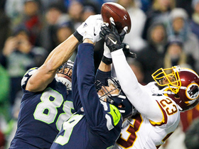 Seahawks' last-second Hail Mary attempt nearly succeeds