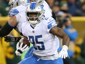 Lions call screen pass at perfect time, Riddick gains 63 yards