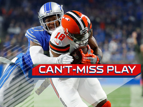 Can't-Miss Play: Kenny Britt stiff arms defender, goes for 19-yard TD