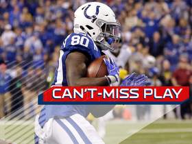 Can't-Miss Play: Chester Rogers makes Steelers look silly on 61-yard TD
