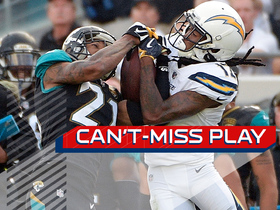 Can't-Miss Play: Rivers stonewalls Bouye's pick-six attempt